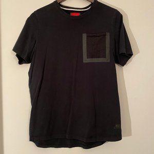 Nike Men's Black Short Sleeve T-Shirt